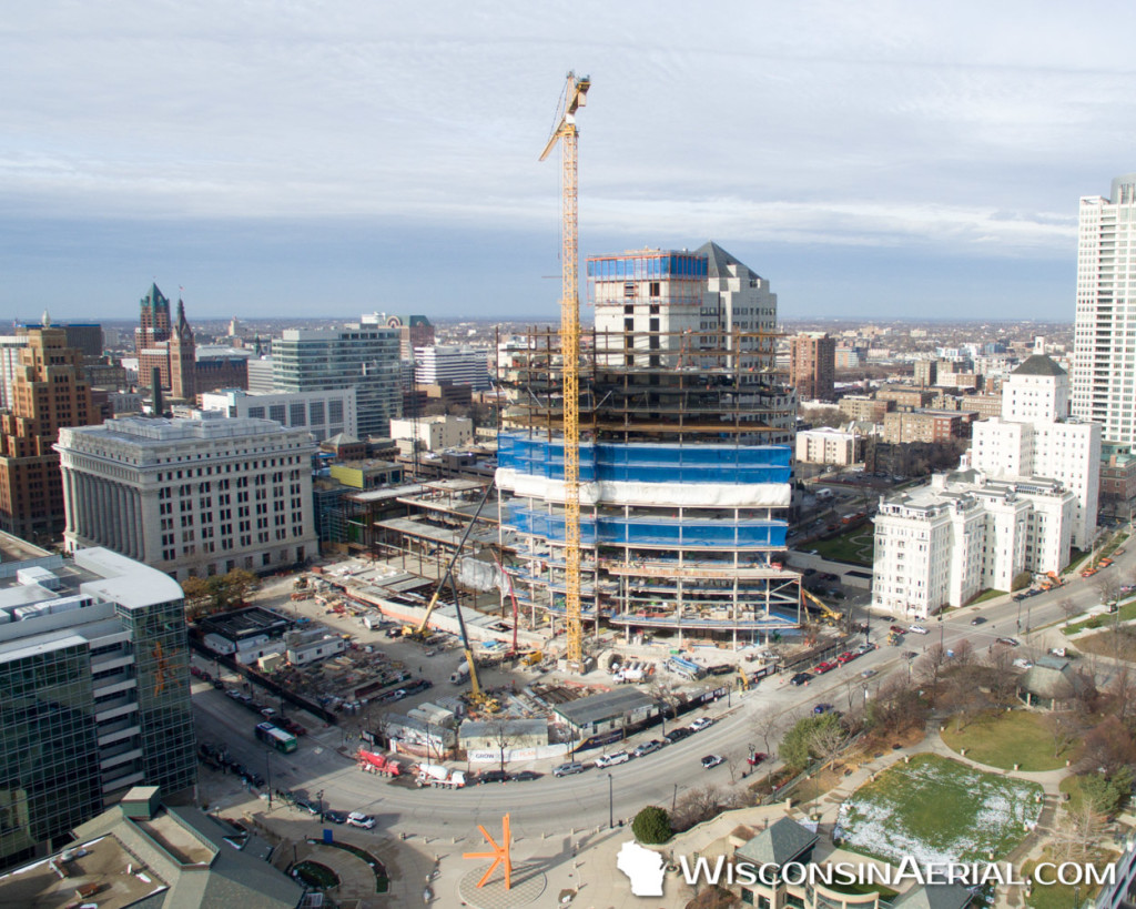 Northwestern Mutual New Building November 2015